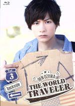 小澤廉 THE WORLD TRAVELER「backside」Vol.3(Blu-ray Disc)(BLU-RAY DISC)(DVD)