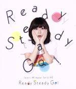 Inori Minase 1st LIVE Ready Steady Go!(Blu-ray Disc)(BLU-RAY DISC)(DVD)