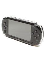【箱説なし】PSP「プレイステーション・ポータブル」ブラック(PSP1000)(バッテリーパック、ACアダプター付)(ゲーム)