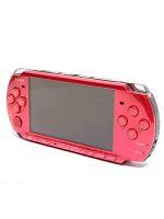 【箱説なし】PSP「プレイステーション・ポータブル」ラディアント・レッド(PSP3000RR)(バッテリーパック、ACアダプター付)(ゲーム)