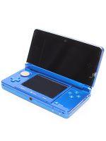 【箱説なし】ニンテンドー3DS:コバルトブルー(CTRSBBAA)(タッチペン1本(本体付属)、ACアダプター、SDメモリーカード(2GB)付)(ゲーム)