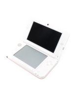 【箱説なし】ニンテンドー3DS LL:ピンク×ホワイト(SPRSPAAA)(タッチペン1本(本体付属)、SDメモリーカード(4GB)付)(ゲーム)