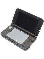 【箱説なし】ニンテンドー3DS LL:ブルー×ブラック(SPRSBKAA)(タッチペン1本(本体付属)、SDメモリーカード(4GB)付)(ゲーム)