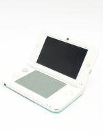 【箱説なし】ニンテンドー3DS LL:ミント×ホワイト(SPRSMAAA)(タッチペン1本(本体付属)、SDメモリーカード(4GB)付)(ゲーム)
