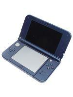 【箱説なし】Newニンテンドー3DS LL:メタリックブルー(REDSBAAA)(タッチペン1本(本体付属)、SDメモリーカード(4GB)付)(ゲーム)