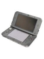 【箱説なし】Newニンテンドー3DS LL:メタリックブラック(REDSVAAA)(タッチペン1本(本体付属)、SDメモリーカード(4GB)付)(ゲーム)
