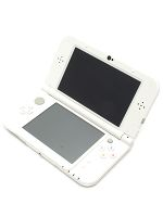 【箱説なし】Newニンテンドー3DS LL パールホワイト(タッチペン1本(本体付属)、SDメモリーカード(4GB)付)(ゲーム)