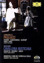 マスカーニ:歌劇「カヴァレリア・ルスティカーナ」/レオンカヴァッロ:歌劇「道化師」(通常)(DVD)