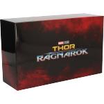 マイティ・ソー バトルロイヤル 4K UHD MovieNEXプレミアムBOX(数量限定商品)(4K ULTRA HD+3Dブルーレイ+Blu-ray Disc)(BOX、スチールケース、コミック、フィギュア1体、ポストカードセット付)(4K ULTRA HD)(DVD)
