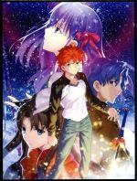 劇場版「Fate/stay night[Heaven's Feel]I.presage flower」(完全生産限定版)(Blu-ray Disc)(BOX、DVD1枚、CD1枚、ブックレット、イラストブック付)(BLU-RAY DISC)(DVD)
