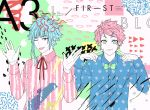 A3! FIRST Blooming FESTIVAL(Blu-ray Disc)(BLU-RAY DISC)(DVD)