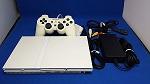【箱説なし】PlayStation2:セラミック・ホワイト(SCPH70000CW)(アナログコントローラ、AVケーブル、ACアダプター、電源コード付)(ゲーム)