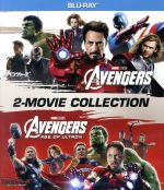アベンジャーズ&アベンジャーズ/エイジ・オブ・ウルトロン ブルーレイセット(Blu-ray Disc)(BLU-RAY DISC)(DVD)