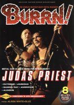 BURRN!(月刊誌)(2014年8月号)(雑誌)