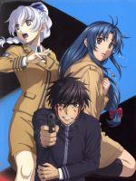 フルメタル・パニック! Invisible Victory(Ⅳ)BOX1(Blu-ray Disc)(三方背BOX、解説書、イラストブック付)(BLU-RAY DISC)(DVD)