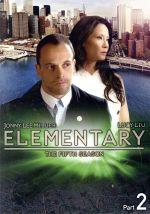 エレメンタリー ホームズ&ワトソン in NY シーズン5 DVD-BOX Part 2(通常)(DVD)