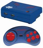 ジェネレーション4 Retro bit GENERATIONSⅣ(JNNEX4)(ジェネレーションⅣ本体、専用USBコントローラー×1、HDMIケーブル、ACアダプター付)(ゲーム)
