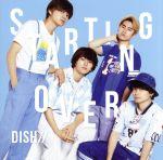Starting Over(初回生産限定盤A)(DVD付)(DVD1枚付)(通常)(CDS)