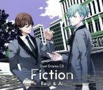 うたの☆プリンスさまっ♪デュエットドラマCD「Fiction」 嶺二&藍(初回限定盤)(缶バッジ2種付)(通常)(CDA)
