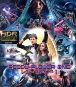 レディ・プレイヤー1 プレミアム・エディション(ブックレット付)(数量限定生産)(4K ULTRA HD+3Dブルーレイ+Blu-ray Disc)(ブックレット、ポストカードセット5枚組、オリジナルキーチェーン付)(4K ULTRA HD)(DVD)