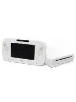 【箱説なし】Wii U ベーシックセット(shiro)(GamePad、タッチペン、HDMIケーブル、ACアダプター2個付)(ゲーム)