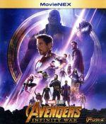アベンジャーズ/インフィニティ・ウォー MovieNEX ブルーレイ+DVDセット(Blu-ray Disc)(BLU-RAY DISC)(DVD)