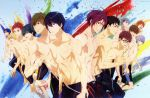Free!-Dive to the Future- Vol.6(Blu-ray Disc)(BLU-RAY DISC)(DVD)