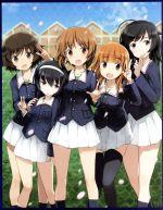 ガールズ&パンツァー TV&OVA 5.1ch Blu-ray Disc BOX(特装限定版)(Blu-ray Disc)(三方背BOX、ブックレット付)(BLU-RAY DISC)(DVD)