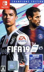 FIFA 19 <Champions Edition>(限定版)(ゲーム)