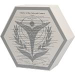 機動戦士ガンダムUC Blu-ray BOX Complete Edition(RG 1/144 ユニコーンガンダム ペルフェクティビリティ付属版)(初回限定生産版)(Blu-ray Disc)(ボックス、石碑風ボックス、ガンプラ、BD5枚、CD1枚、冊子3種付)(BLU-RAY DISC)(DVD)