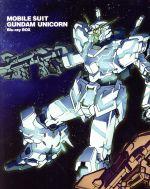 機動戦士ガンダムUC Blu-ray BOX(Blu-ray Disc)(三方背BOX、ブックレット付)(BLU-RAY DISC)(DVD)