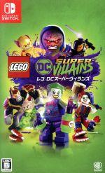 LEGO DC スーパーヴィランズ(ゲーム)