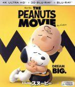 I LOVE スヌーピー THE PEANUTS MOVIE(4K ULTRA HD+3Dブルーレイ+Blu-ray Disc)(4K ULTRA HD)(DVD)