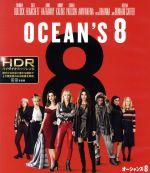 オーシャンズ8(4K ULTRA HD+Blu-ray Disc)(4K ULTRA HD)(DVD)