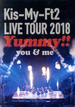 LIVE TOUR 2018 Yummy!! you&me(通常)(DVD)