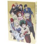 僕のヒーローアカデミア THE MOVIE ~2人の英雄~(プルスウルトラ版)(Blu-ray Disc)(三方背BOX、44Pブックレット、ポストカード付)(BLU-RAY DISC)(DVD)