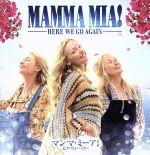 マンマ・ミーア! ヒア・ウィー・ゴー ブルーレイ+DVDセット<英語歌詞字幕付き>(Blu-ray Disc)(BLU-RAY DISC)(DVD)