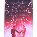 東方神起 LIVE TOUR ~Begin Again~ Special Edition in NISSAN STADIUM(初回生産限定版)(Blu-ray Disc)(スリーブケース、写真集付)(BLU-RAY DISC)(DVD)
