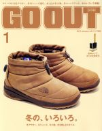 GO OUT(月刊誌)(1 2019 January vol111)(雑誌)