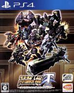 スーパーロボット大戦T プレミアムアニメソング&サウンドエディション(限定版)(ゲーム)