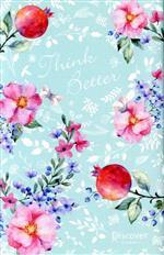 うまくいっている人の考え方 完全版 花柄ブルー 限定プレミアムカバー(ディスカヴァー携書100)(新書)