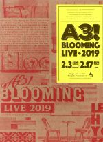 A3! BLOOMING LIVE 2019 SPECIAL BOX(Blu-ray Disc)(BLU-RAY DISC)(DVD)