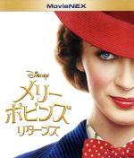 メリー・ポピンズ リターンズ MovieNEX ブルーレイ+DVDセット(Blu-ray Disc)(BLU-RAY DISC)(DVD)
