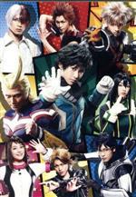 """「僕のヒーローアカデミア」The""""Ultra""""Stage(Blu-ray Disc)(BLU-RAY DISC)(DVD)"""