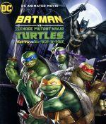 バットマン vs ミュータント・タートルズ(Blu-ray Disc)(BLU-RAY DISC)(DVD)