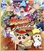 映画 クレヨンしんちゃん 新婚旅行ハリケーン~失われたひろし~(Blu-ray Disc)(BLU-RAY DISC)(DVD)