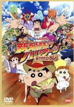 映画 クレヨンしんちゃん 新婚旅行ハリケーン~失われたひろし~(通常)(DVD)