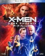 X-MEN:ダーク・フェニックス ブルーレイ&DVD(Blu-ray Disc)(BLU-RAY DISC)(DVD)