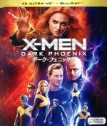 X-MEN:ダーク・フェニックス(4K ULTRA HD+Blu-ray Disc)(4K ULTRA HD)(DVD)