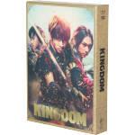 キングダム ブルーレイ&DVDセット プレミアム・エディション(初回生産限定)(Blu-ray Disc)(アウターケース、BD1枚、ブックレット、ブロマイド(6種)×カードケース付)(BLU-RAY DISC)(DVD)